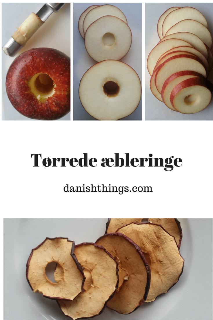 Ingrid Marie Æblechips – tørrede æbleringe