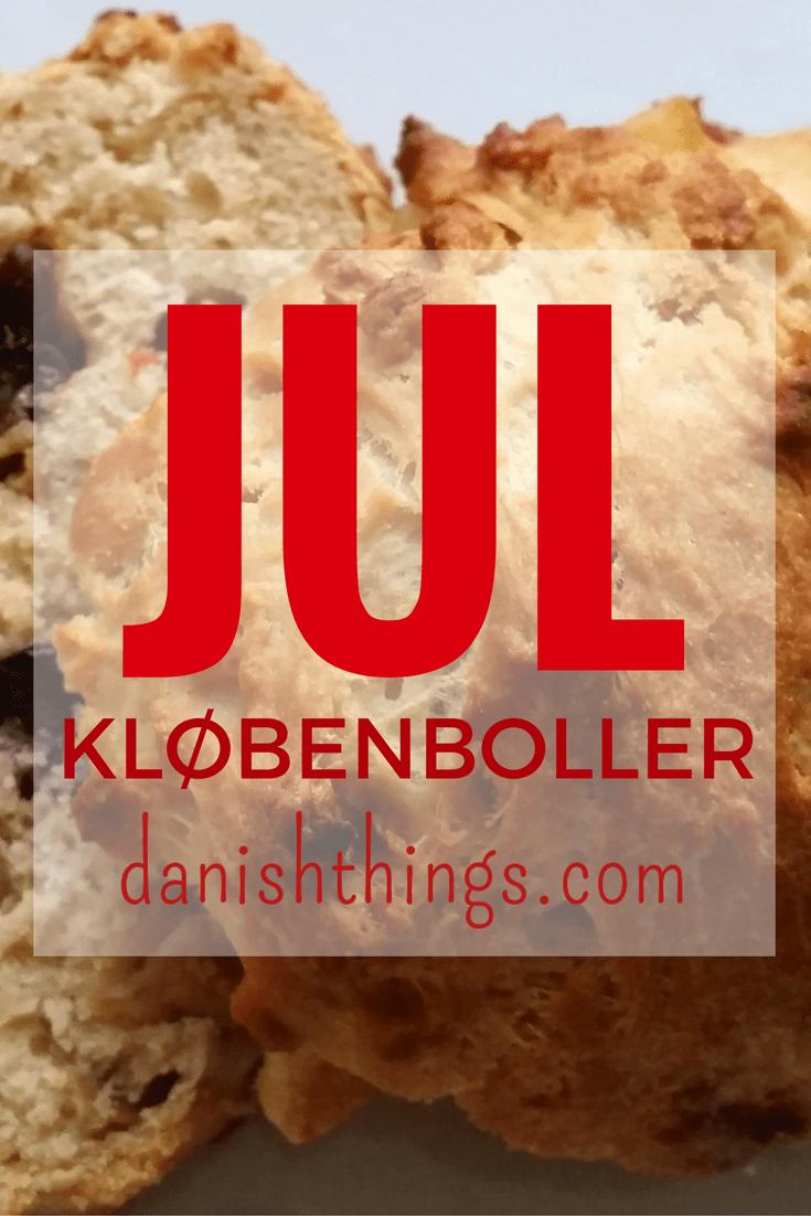 Kløben juleboller - Kløbenboller @ danishthings.com