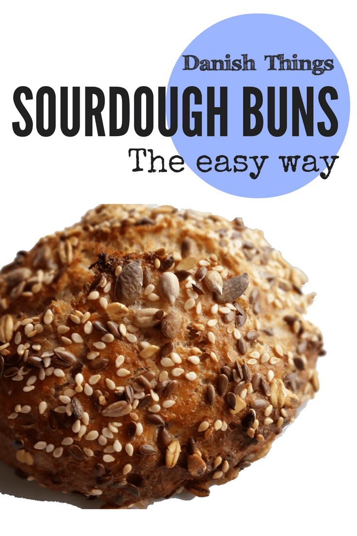 Sourdough buns © danishthings.com