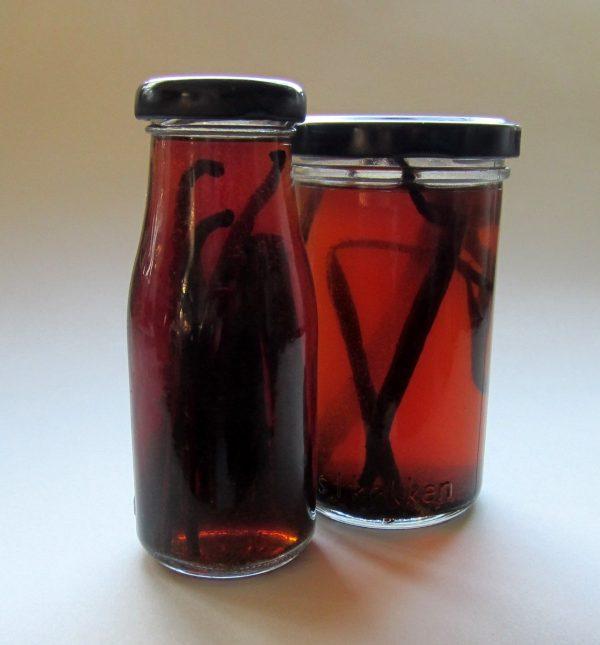 Vanilje ekstrakt - flydende vanilje