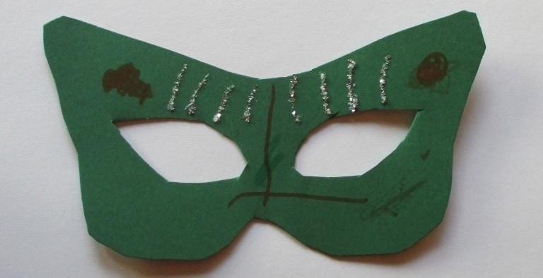 Maske fra Elias