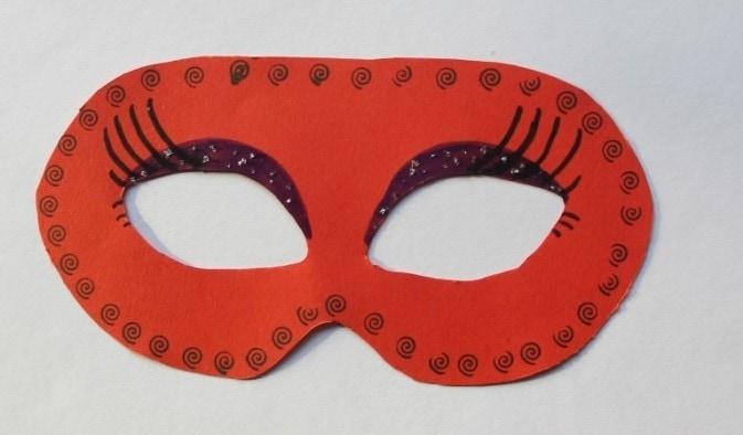 Maske fra Marianne