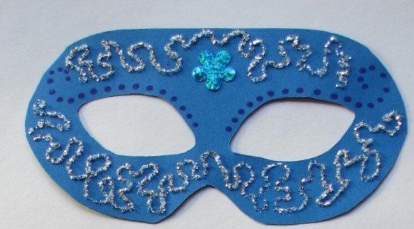 Maske fra Marie