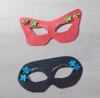 Masker fra Marie